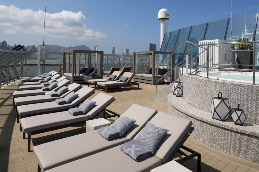 Celebrity Cruises Brings Next Vessel To The 'Edge'