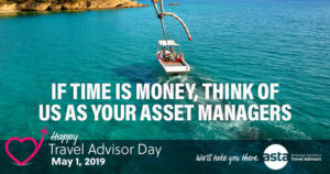 travel advisor day