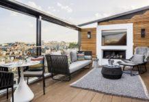 Marylebone luxury suites