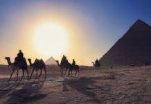 Giza Egypt Central Holidays