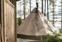 Off the Map Travel glamping