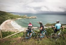 Saddle Skedaddle guided cycling
