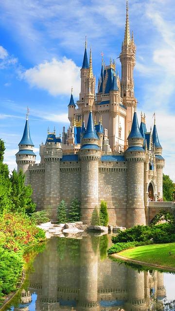 Walt Disney World family travel
