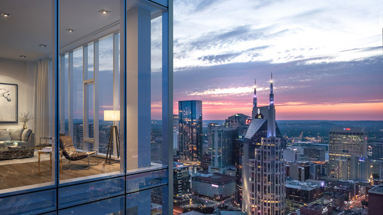 Four Seasons will soon call Nashville home.