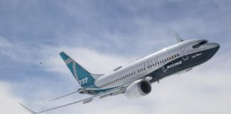 Boeing 737 Max jets grounding having an impact.