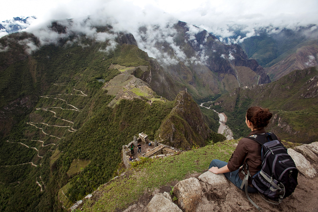 Andean Mountains.