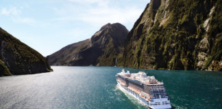 Princess Cruises in New Zealand