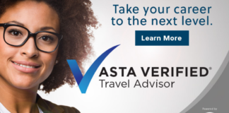 ASTA Verified Travel Advisor Program