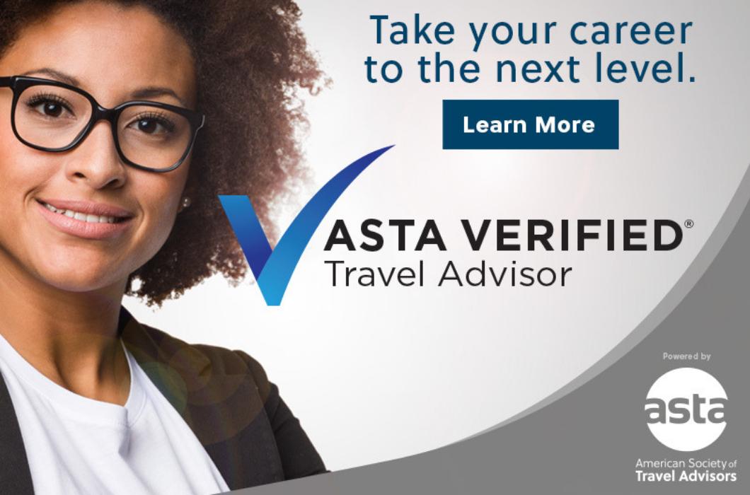 ASTA Verified Travel Advisor Program
