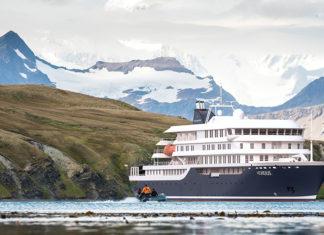 Hondius is an Antarctic ship