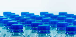Plastic water bottles banned at SFO.