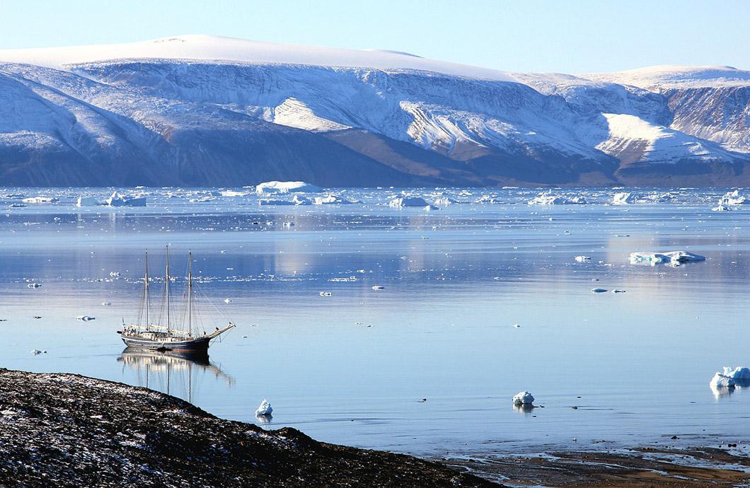 Goway Greenland Cruises