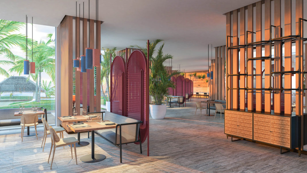 New F&B concept at Paradisus Cancun.