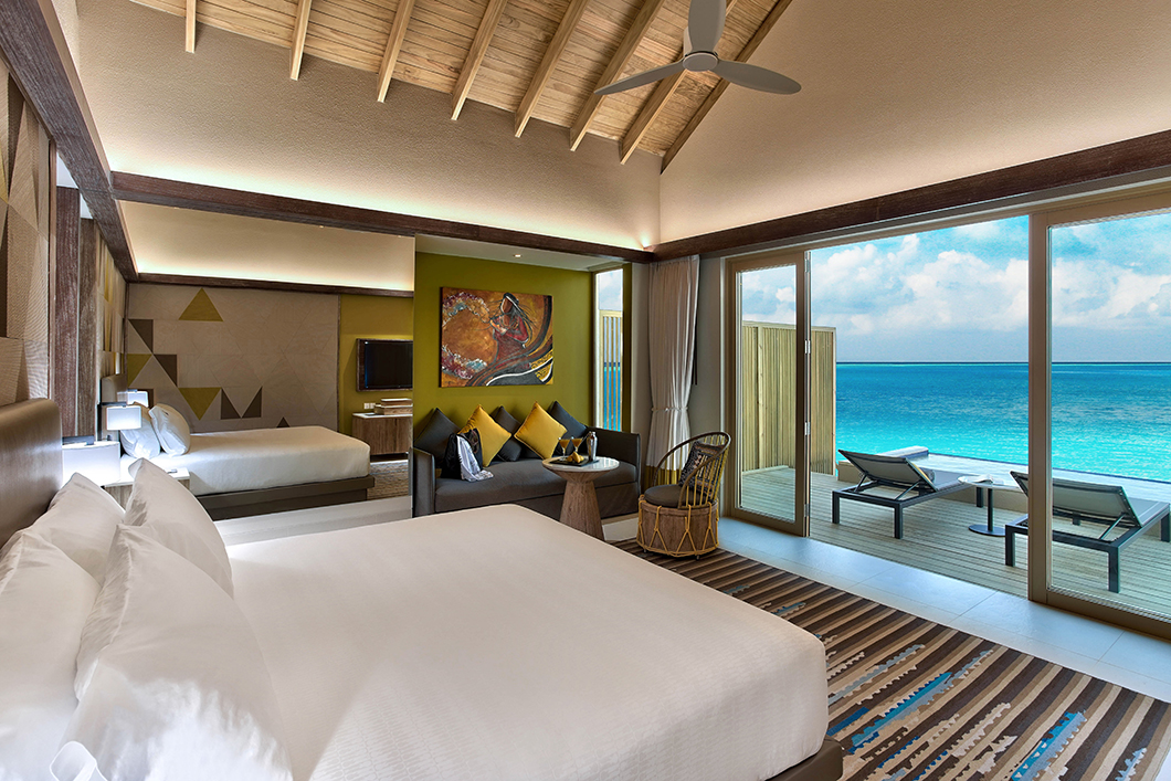 Hard Rock Hotel Maldives opens