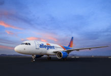 Allegiant adds new routes.