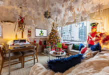 Elf-themed suite