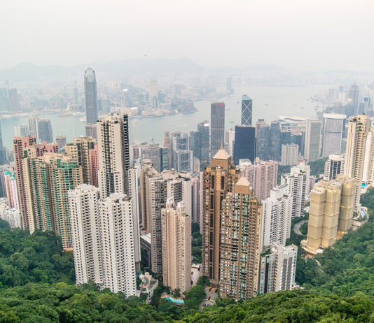 Hong Kong Tourism Board has a new director.