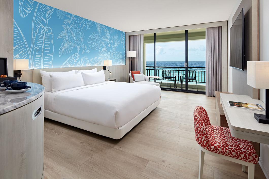Curacao Marriott Reopens