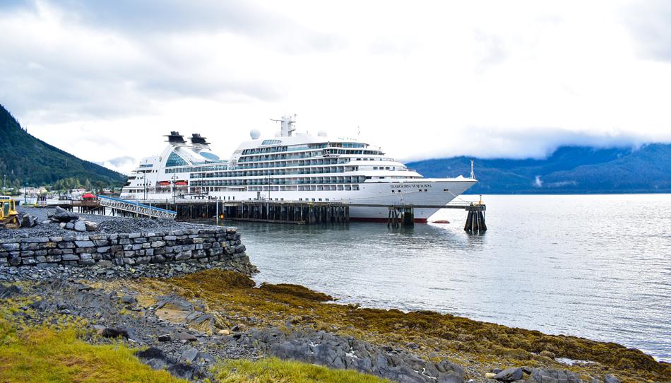 seabourn Alaska & canada