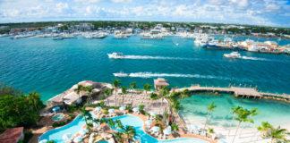 Warwick Paradise Island Bahamas.