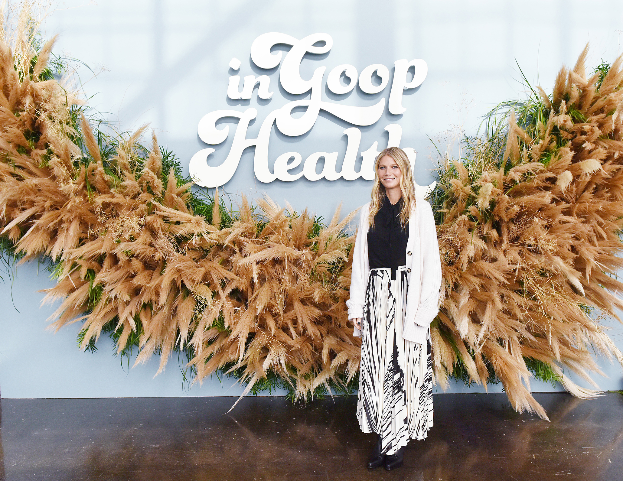Gwyneth Paltrow's goop partners with Celebrity Cruises
