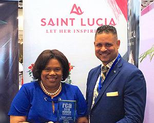Saint Lucia RCA Winner