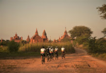 Cycling Through Asia