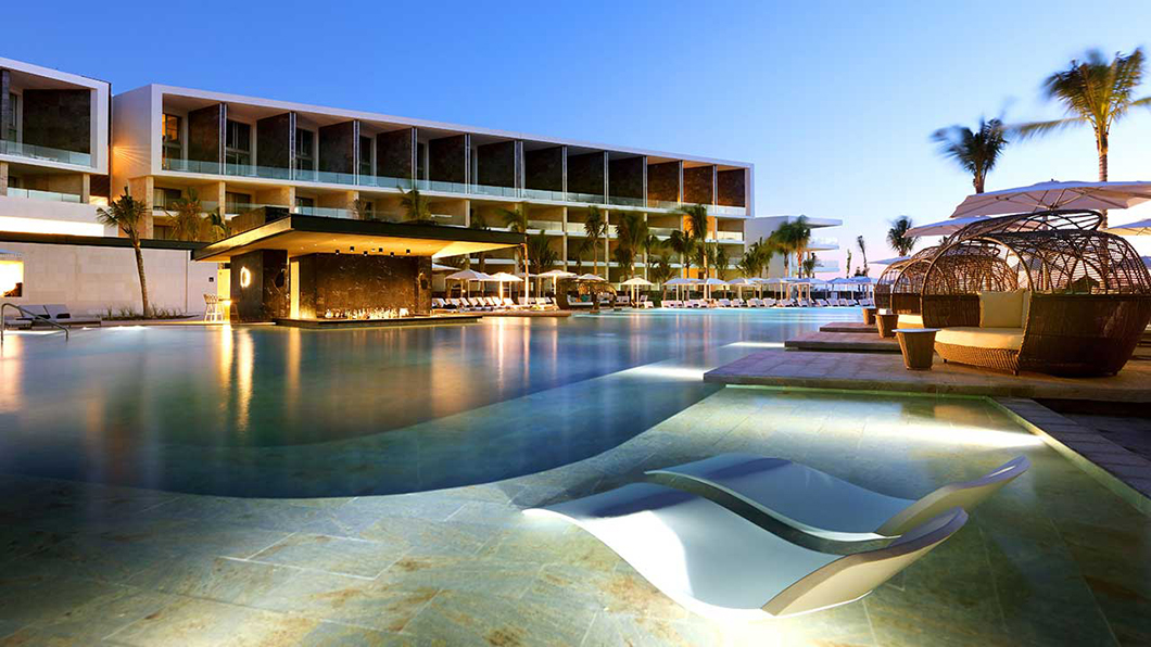 TRS Coral Hotel, Mexican Caribbean