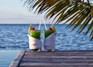 Resort cocktails