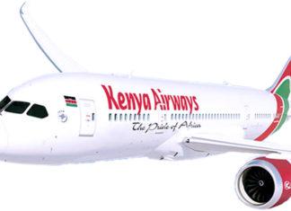 Kenya Airlines