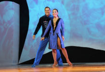 Tito Ortos and Tamara Livolsi will offer a virtual salsa lesson with the help of Discover Puerto Rico