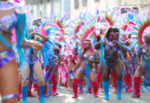 Carnival Virgin Islands