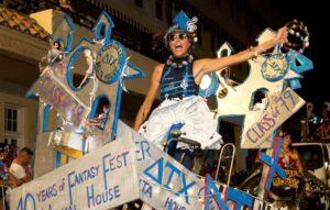 key west's fantasy fest